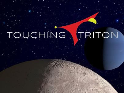 Touching Triton