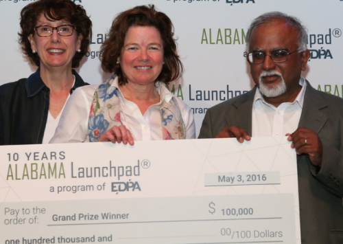 GeneCapture awarded $100,000 at Alabama Launchpad competition