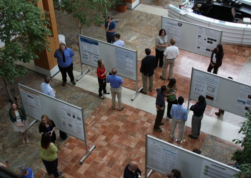 BioTrain poster session July 29