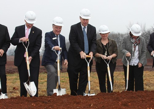 HudsonAlpha breaks ground on new 100,000 square foot building