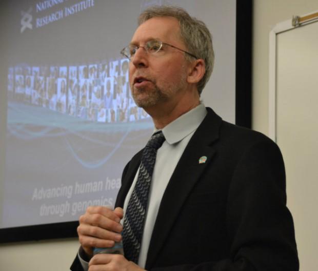 Eric Green, MD, PhD
