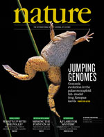 nature frog cover